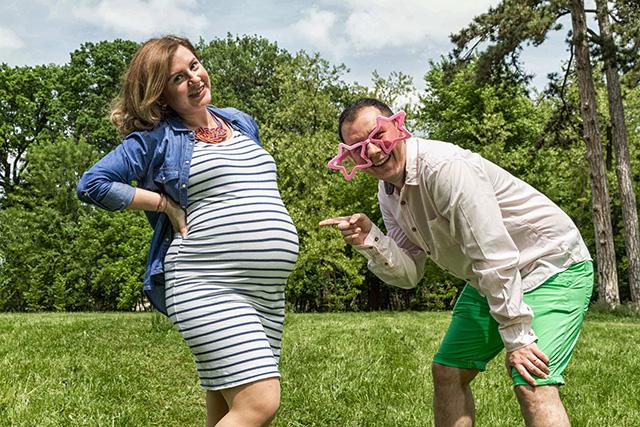 Fotografie Pregnancy | Raluca & Sorin